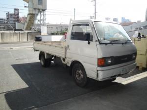 成斗工務店 トラック