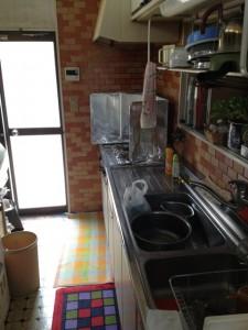 キッチン(改修前)